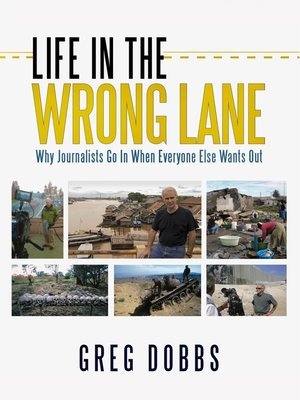 cover image of Life in the Wrong Lane