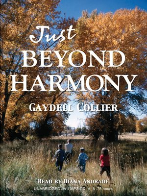 cover image of Just Beyond Harmony