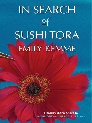 cover image of In Search of Sushi Tora
