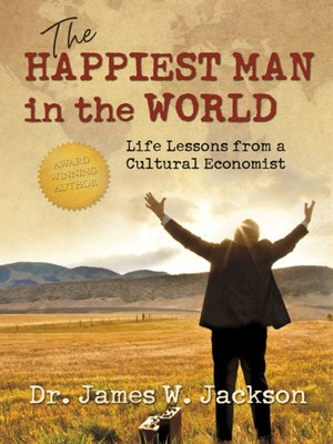 cover image of The Happiest Man in the World
