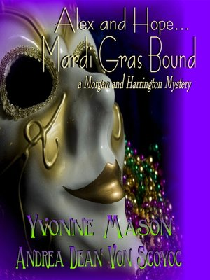cover image of Mardi Gras Bound