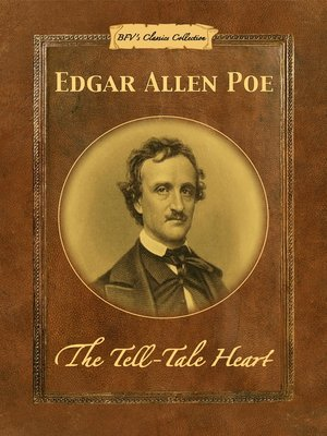 cover image of The Tell-Tale Heart