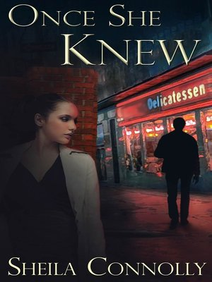 cover image of Once She Knew
