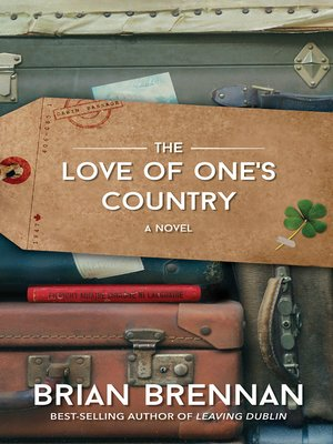 cover image of The Love of One's Country