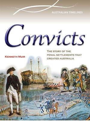 cover image of Convicts