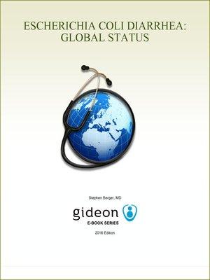 cover image of Escherichia coli Diarrhea: Global Status