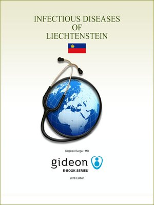 cover image of Infectious Diseases of Liechtenstein