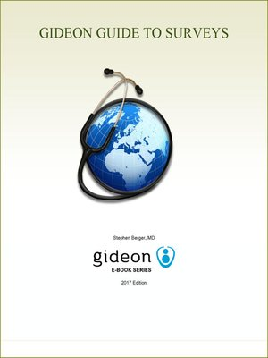 cover image of GIDEON Guide to Surveys
