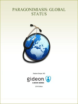 cover image of Paragonimiasis: Global Status