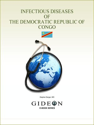 cover image of Infectious Diseases of the Democratic Republic of Congo