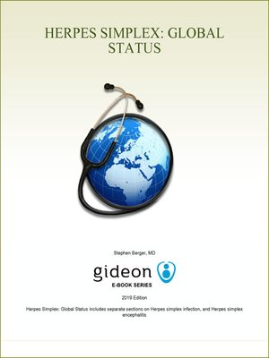 cover image of Herpes Simplex: Global Status