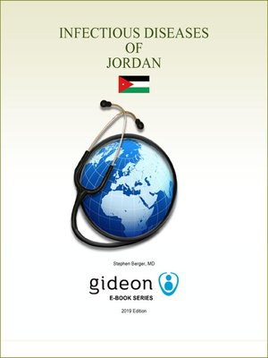 cover image of Infectious Diseases of Jordan