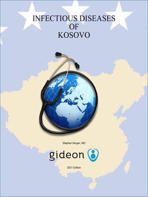 cover image of Infectious Diseases of Kosovo
