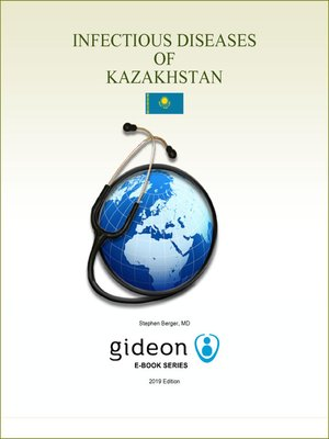 cover image of Infectious Diseases of Kazakhstan
