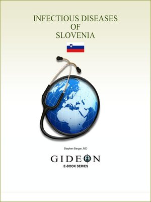 cover image of Infectious Diseases of Slovenia