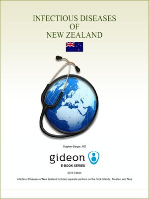 cover image of Infectious Diseases of New Zealand