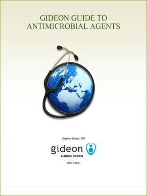 cover image of GIDEON Guide to Antimicrobial Agents