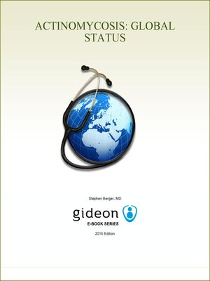 cover image of Actinomycosis: Global Status