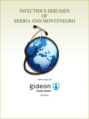 cover image of Infectious Diseases of Serbia and Montenegro