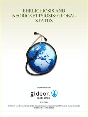 cover image of Ehrlichiosis and Neorickettsiosis: Global Status