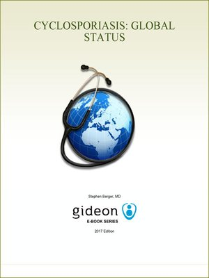 cover image of Cyclosporiasis: Global Status