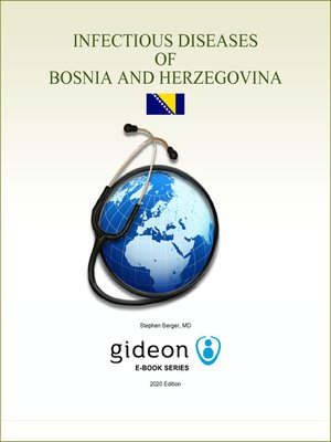 cover image of Infectious Diseases of Bosnia and Herzegovina