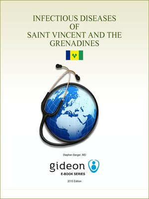 cover image of Infectious Diseases of Saint Vincent and The Grenadines
