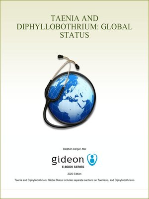 cover image of Taenia and Diphyllobothrium: Global Status