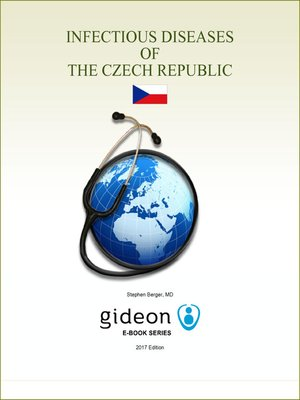 cover image of Infectious Diseases of the Czech Republic