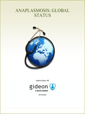 cover image of Anaplasmosis: Global Status