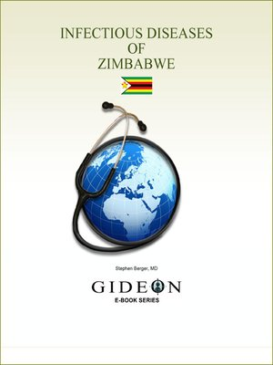 cover image of Infectious Diseases of Zimbabwe