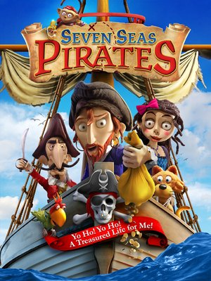 cover image of Seven Seas Pirates
