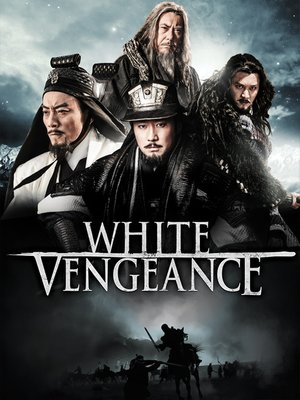 cover image of White Vengeance