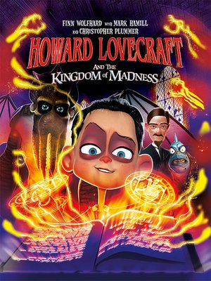 cover image of Howard Lovecraft and the Kingdom of Madness