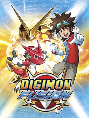 cover image of Digimon Fusion, Season 2, Episode 8