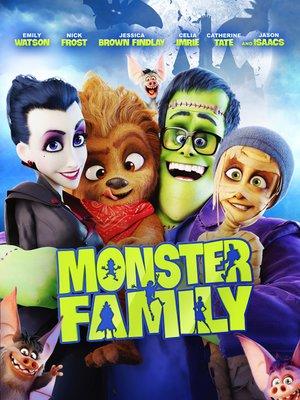 cover image of Monster Family