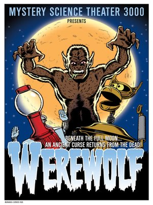 cover image of Mystery Science Theater 3000: Werewolf