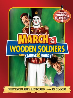 cover image of March of the Wooden Soldiers