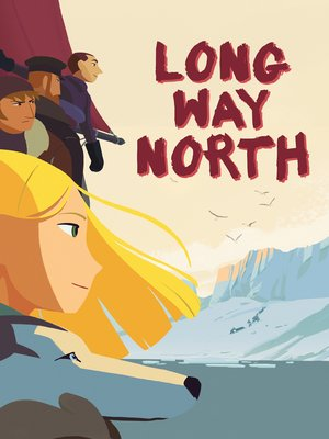 cover image of Long Way North