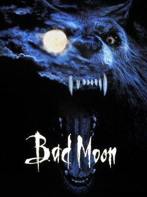 cover image of Bad Moon