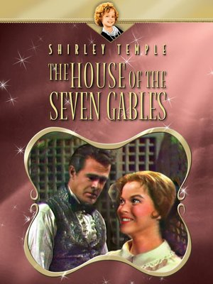 cover image of The House of Seven Gables