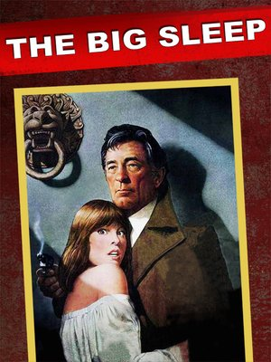 cover image of The Big Sleep