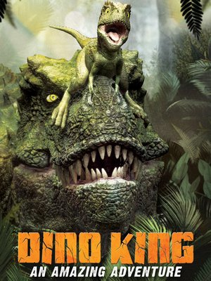 cover image of Dino King