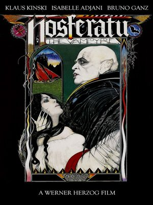 cover image of Nosferatu the Vampyre