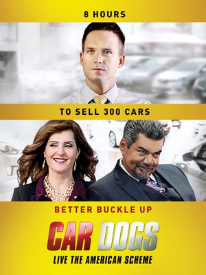 cover image of Car Dogs