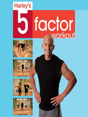 cover image of Harley's 5-Factor Workout