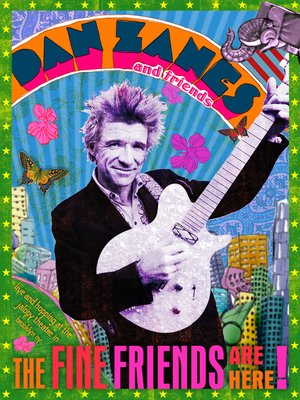 cover image of Dan Zanes