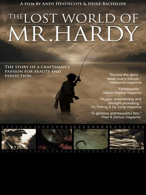 cover image of The Lost World of Mr. Hardy