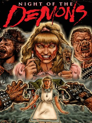 cover image of Night of the Demons