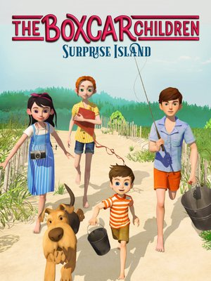 cover image of The Boxcar Children: Surprise Island